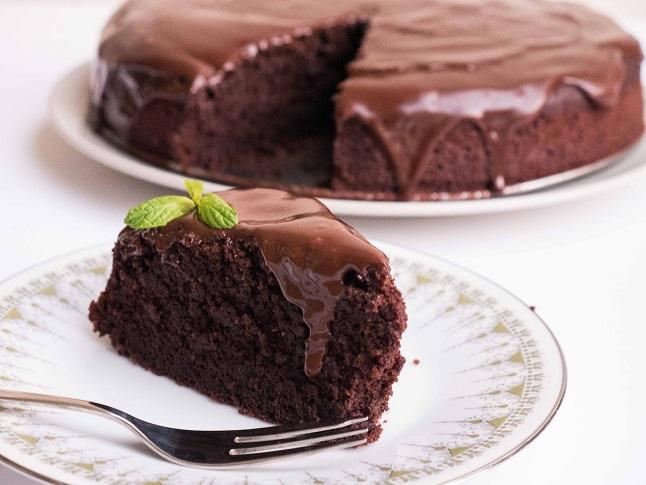 עוגת שוקולד - תמונה ראשית